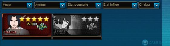 Sasuke Dandy