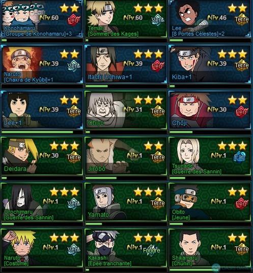 Naruto online 5