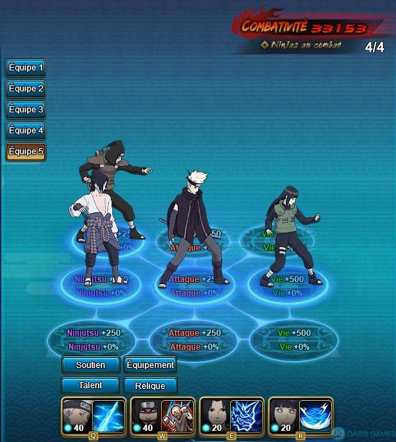 Naruto online 2