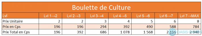 Boulette de Culture